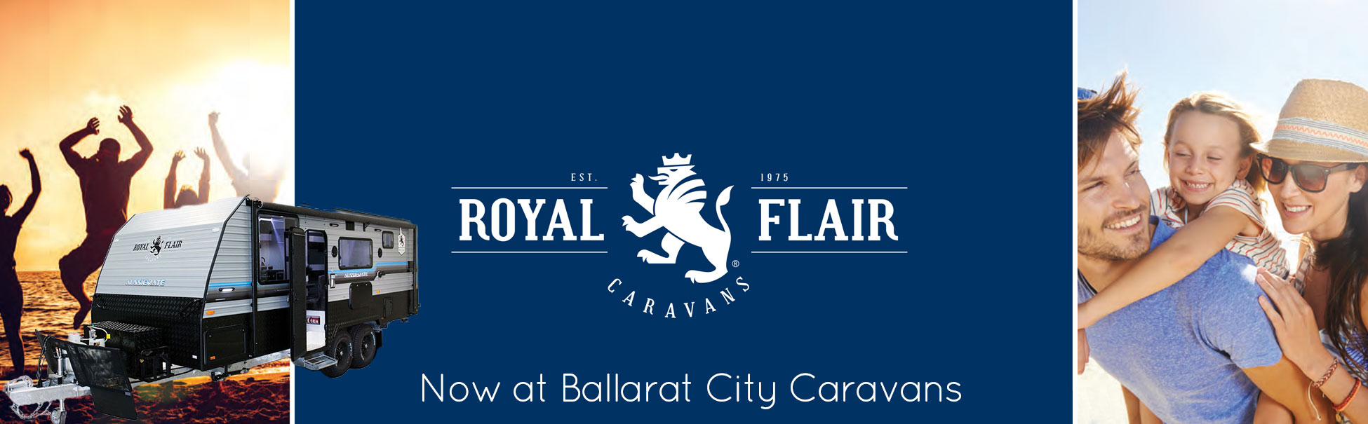 Banner Royal Royal Flair Caravans